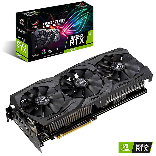 asus rtx 2060